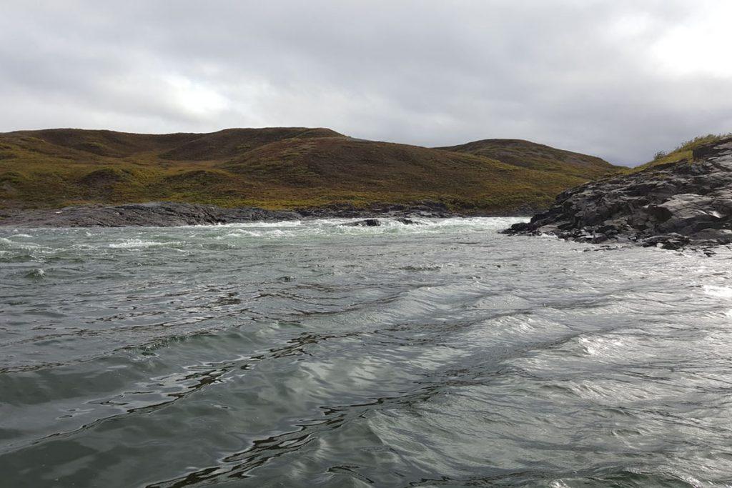 Kugluk - Coppermine Heritage River